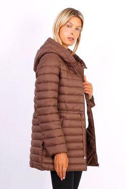 Куртка Zelia Коричневый zelia hylw1603