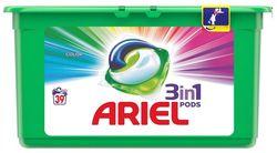 купить Порошок для стирки Ariel 4096/4460 PODS COLOR GEL CAPS 39X27G в Кишинёве