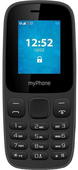 cumpără Telefon mobil myPhone 3330, Black în Chișinău