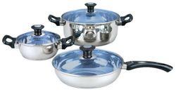 Набор посуды HOFFMANNS HT-70761 (6 пр.)