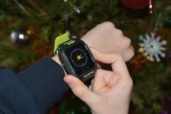 Smart ceas pentru copii Wonlex KidsTime Sports KT03 Blue