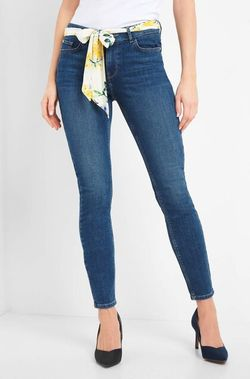 Pantaloni ORSAY Albastru 316171 orsay