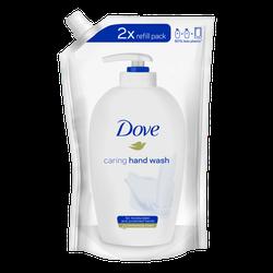 Săpun-cremă lichid Dove Original, rezervă, 750 ml