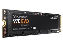 M.2 NVMe SSD 1.0TB Samsung 970 EVO