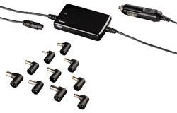 купить Блок питания для ноутбука Hama 54189 Universal Notebook Power Supply for Cars, 70W в Кишинёве