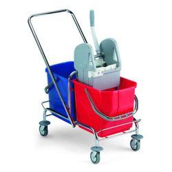 Eco Trolley - Тележка уборочная двойная 2х25 л