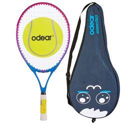 Ракетка для большого тенниса детская, алюминий Odear BT-3501-23 (4942)