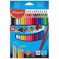 Карандаши цветные MAPED Star, 36 цветов