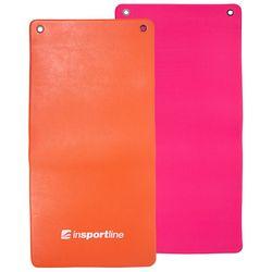 Коврик для фитнеса 120x60x0.9 см Aero 5298 (3053) inSPORTline orange-pink