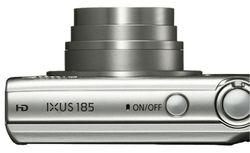Aparat foto digital Canon Ixus 185 Black