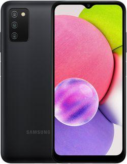 cumpără Smartphone Samsung A037/32 GalaxyA03s Black în Chișinău