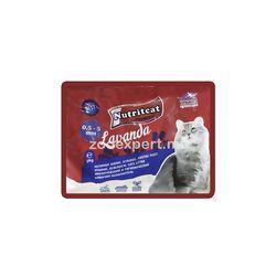Nutritcat Premium кошачий наполнитель (средние гранулы)