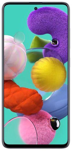 cumpără Smartphone Samsung A515/64 Galaxy A51 White în Chișinău