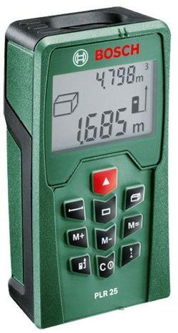 Telemetru Bosch PLR 25 AD (0603016220920)