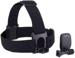 купить Аксессуар для экстрим-камеры GoPro Head Strap QuickClip в Кишинёве