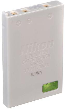 купить Аккумулятор для фото-видео Nikon EN-EL5 в Кишинёве