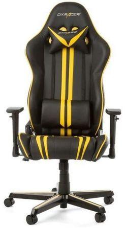 купить Gaming кресло DXRacer Racing GC-R9-NY-Z1, Black/Yellow/Black в Кишинёве