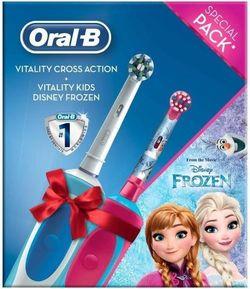 купить Щетка зубная электрическая Oral-B D12.513 Vitality+Frozen в Кишинёве