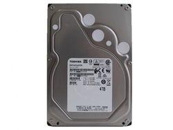 3,5-дюймовый жесткий диск 4,0 ТБ-SATA- 128 МБ Toshiba «Enterprise Capacity (MG04ACA400N)»
