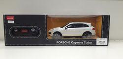 Mașina cu t/c RASTAR 1:24 Porsche Cayenne, Cod 46100