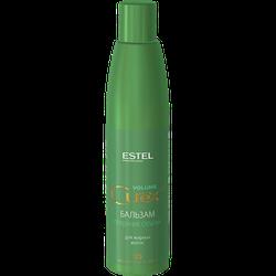 Balsam pentru păr gras, ESTEL Curex Volume, 250 ml., Conferă volum