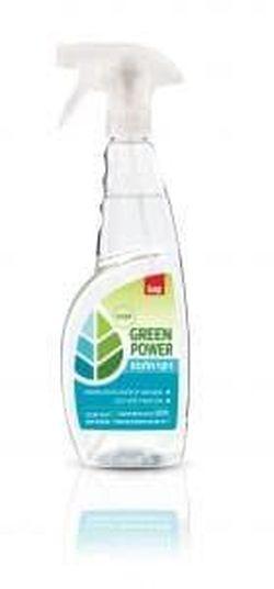 Soluție pentru curățat geamuri, Sano Green Power 750 ml