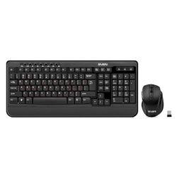 Беспроводная клавиатура + мышь SVEN Comfort 3500, Black