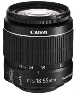 Obiectiv Canon EF-S 18-55mm f/3.5-5.6 IS II