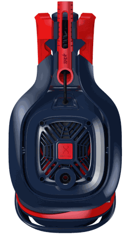Наушники Astro Gaming A40 TR 10th Anniversary Red/Blue