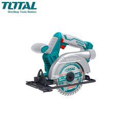 Аккумуляторная циркулярная пила Total TSLI1401