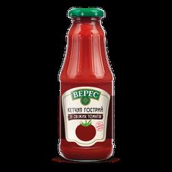 Кетчуп из свежих помидоров