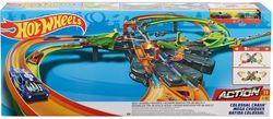 "Track ""Grand collisions"" Hot Wheels, cod GFH87"