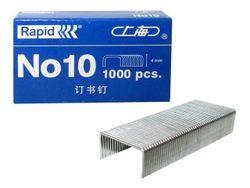 Скобы для степлера №10, 1000шт
