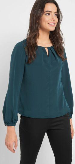 Блуза ORSAY Зеленый 690128 orsay