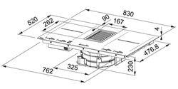 Индукционная панель Franke FMY 839