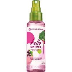"""Spray parfumat pentru corp și păr """"Hello Printemps"""" - Ediție Limitată"""