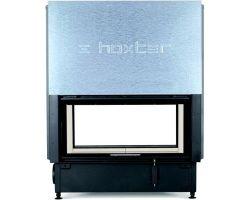 Каминная топка - HOXTER HAKA 89/45WТh - с водяным теплообменником и подъемным механизмом