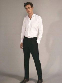 Рубашка Massimo Dutti Белый 0152/131/250