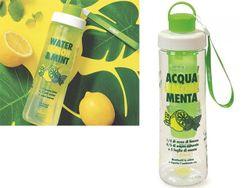 Sticla de baut 0.75l Snips Mint&Lemon cu infuzor, tritan