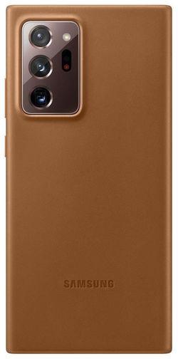 купить Чехол для моб.устройства Samsung EF-VN985 Leather Cover Brown в Кишинёве