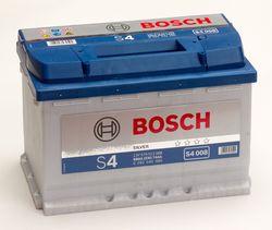 Аккумулятор Bosch Silver S4 008 (0 092 S40 080)