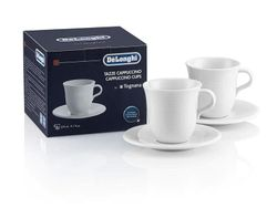 купить Термокружка DeLonghi DLSC309 SET 2 Cups Ceramic Cappucino в Кишинёве