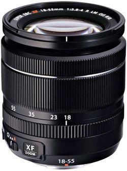 купить Объектив FujiFilm Fujinon XF18-55mm F2.8-4 R LM OIS в Кишинёве