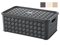 Коробка с крышкой Arianna 4l, 16.6Х29Х11.2cm