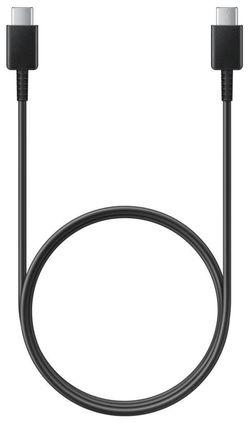купить Кабель для моб. устройства Samsung EP-DA705 Type-C to Type-C Cable Black в Кишинёве