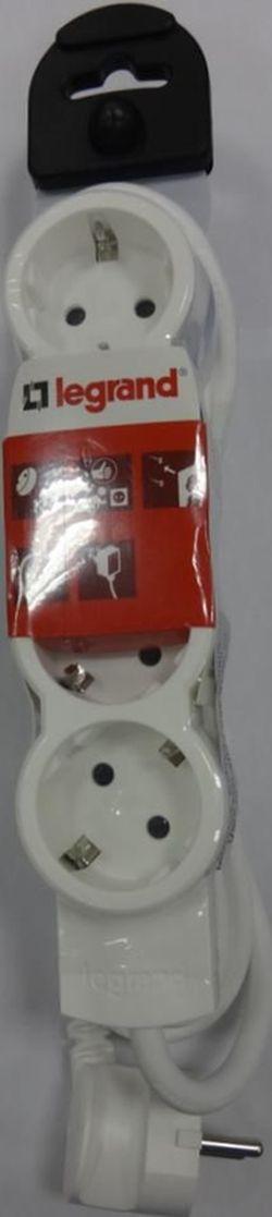 купить Удлинитель электрический Legrand 695007 Bloc Multipriza 4x2P+E, 3m в Кишинёве