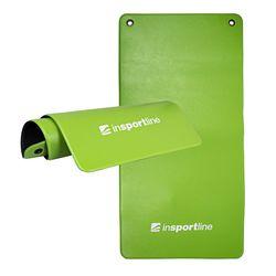 Коврик для фитнеса 120x60x0.9 см inSPORTline Aero 5298 green/black (3053)