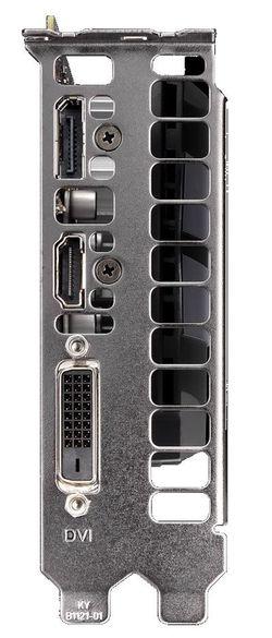 Видеокарта Asus Radeon RX550 2Gb GDDR5 Phoenix (PH-RX550-2G-EVO)