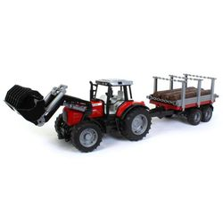 Camion forestier  Massey Ferguson 7480, cod 43226