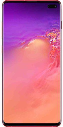 купить Смартфон Samsung G975/128 Galaxy S10+ Cardinal Red в Кишинёве